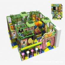Лучшая внутренняя детская игровая площадка