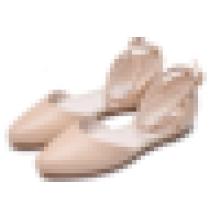 Ladies Fancy Chaussures Femmes Ceinture Boucle Chaussures d'été