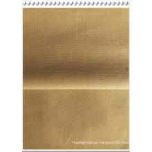 La más nueva tela de sarga de nailon de algodón para prendas de vestir