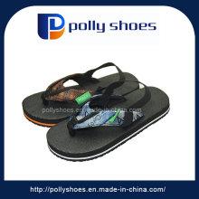 Sandália nova da fábrica de China do deslizador das crianças do estilo 2016
