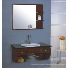 Vanidad del gabinete de baño del MDF (B219)