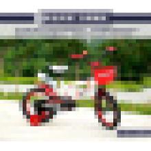 Preço mais barato de fábrica os miúdos bicicleta com alça, 12 polegadas crianças bicicleta de fibra de carbono, boa qualidade Made in China bicicleta de crianças com barra frontal