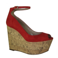 2016 New Style of Wedege Sandals for Women (Hcy02-800)