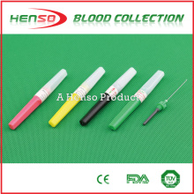 Henso multiple needle with luer adpater