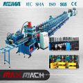 Standing seam profile sheet machine