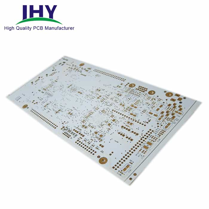 Aluminum+FR4 Based Blind Hole LED Aluminum PCB-Board