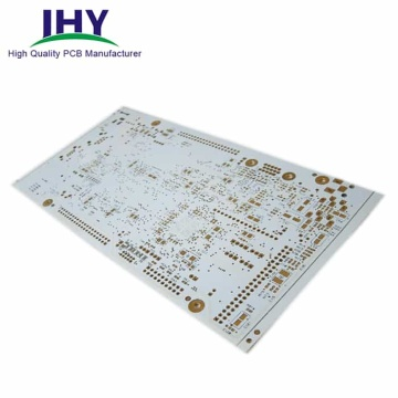 Aluminum+FR4 Based Blind Hole LED Aluminum PCB