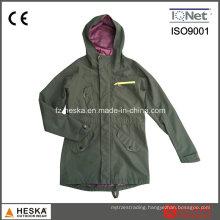 Ladies Waterproof Hiking Seam Taped 3 Layer Softshell Jacket