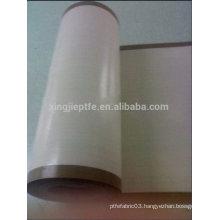 import china goods fireproof ptfe coated fiberglass cloth conveyor belt