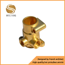 Pump Accessories Forged Brass Single Delivery Port (KT-20A001)