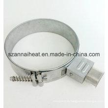 Elemento calefactor de banda calefactora de acero inoxidable (DSH-106)