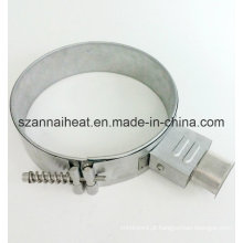 Elemento de aquecimento de banda de aquecimento de aço inoxidável (DSH-106)