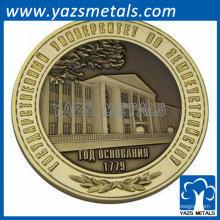 Мануфактурное производство золота в 2014 металл сувенирная монета