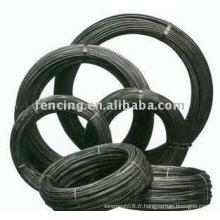 fil recuit noir