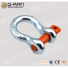 Drop Forged Carbon Steel Anchor Shackle