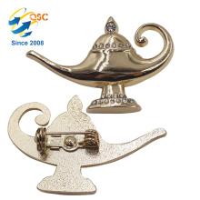 For Crafts Zinc Alloy Enamel Pin Custom Metal Pin Badges