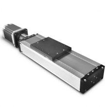 Carril de guía de movimiento lineal preciso de cnc de aluminio