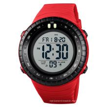 Skmei 1420 large face chronograph wrist watches digital sport men watch custom