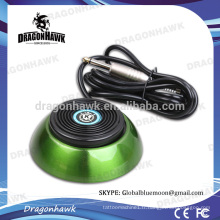 Tattoo professionnel FootSwitch pour tatouage Power Green Color
