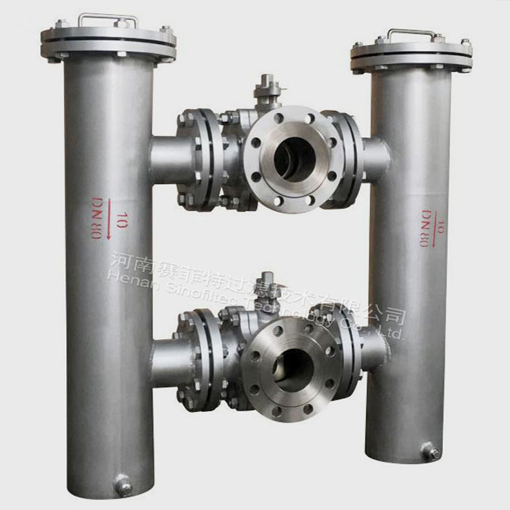 stainless-steel-duplex-basket-type-filter-with