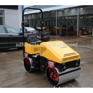 FURD Small Vibrating Roller Earth Compactor (FYL-890)