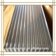 3105 H24 corrugated aluminium sheet for the roof and curtain wall