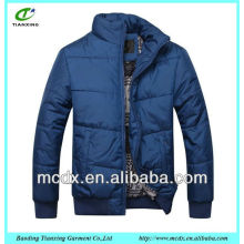 handsome winter Warm jacket men