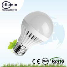 Plastic cover 3w energy saving led bulb light