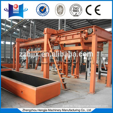 Whole production line Aerated concrete equipment