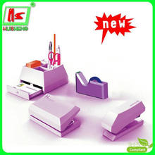 stationery items for schools,stapler,pen box,hole punch