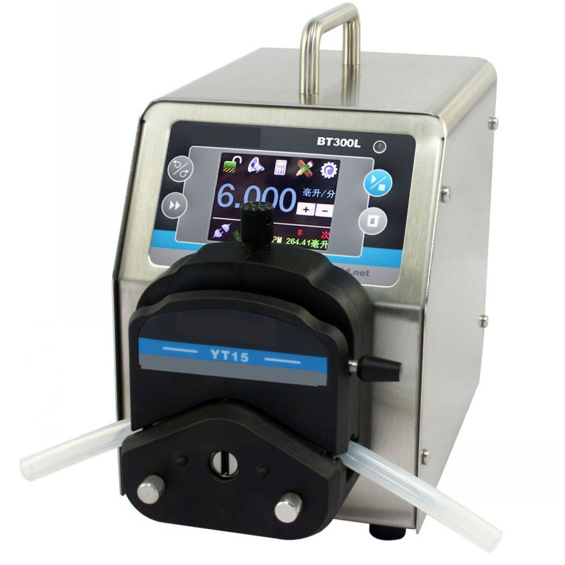 stepping motor peristaltic pump