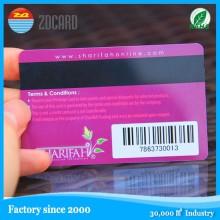 Черные магнитные полосы Пластиковые карточки для струйных ПВХ