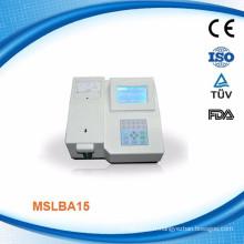 MSLBA15-N Fabricant d'analyseur de chimie semi-automatique pas cher