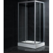 Framed Shower Enclosure with Tray (LLA1000-4D)
