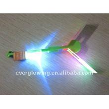 LED flashing flying arrows