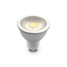MR16 AC / DC12V 6W Warm Weiß Dimmable COB LED Scheinwerfer
