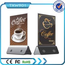Nuevos Productos 2016 Banco de energía móvil del banco de la energía del café del USB 10000mAh para la promoción
