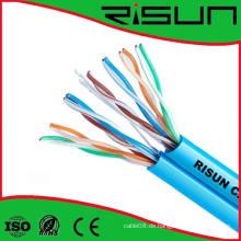 Innen Twisted Pair Dual LAN Kabel UTP Cat5e Kabel 0,50 mm Bc