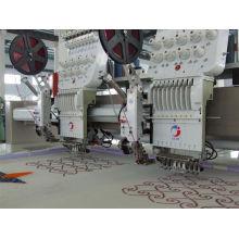 LJ-sequin double seuqin machine