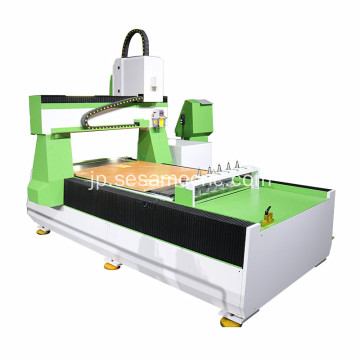 Heavy Duty Stone Engraving CNC for Furniture Manufacturing