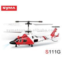 SYMA S111G Infrarot-Simulations-Hubschrauber, Mini-Hubschrauber