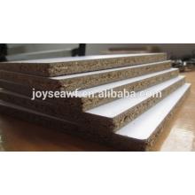 25x1220x2440 мм меламиновая бумага лицевая / задняя стружечная плита / древесностружечная плита от Joy Sea