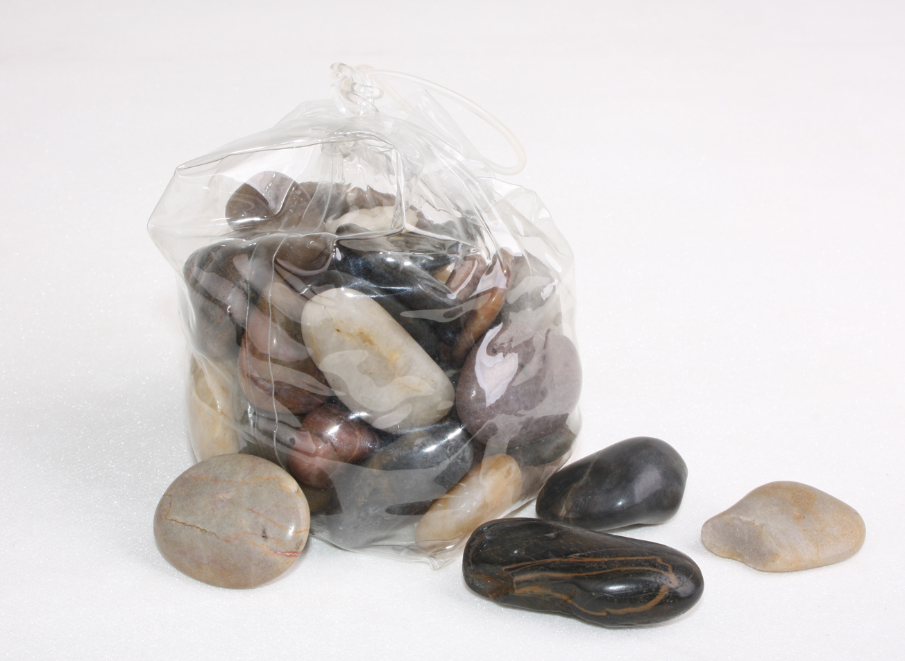 1001 River rock assorted