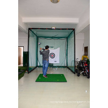 Горячая распродажа гольф ударяя циновку лучшие практики гольфа коврик крытый паттинг-Грин таможенные формы и размера