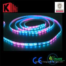 Bande lumineuse à LED IP68 RVB 3528 5050