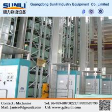 Fornecedor de China automatizado Rack de armazenamento do armazém 3-dimensional