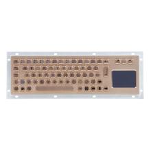 Mini teclado inalámbrico de metal Fly Air Gyro Mouse