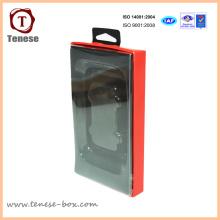 Embalagem de PVC Caixa de Embalagem de Caixa / Fone de ouvido