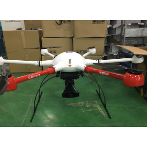 Polisi Drone 1200mm Dengan Transmitter Data