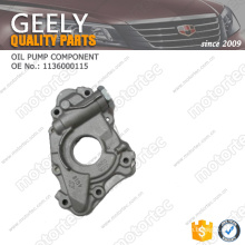 OE auto spare parts geely emgrand ec7 oil pump component 1136000115